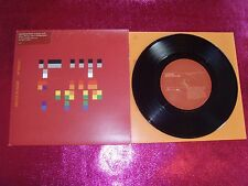 COLDPLAY - SPEED OF SOUND - 7'' N.MINT/N.MINT/07243872625 77/A1-B1 STERLING/2005