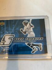 New listing 2002 Upper Deck Star Tribute Yankees Alfonso Soriano Game Used