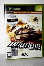 BATTLEFIELD 2 MODERN COMBAT GIOCO USATO OTTIMO XBOX EDIZIONE ITALIANA GS1