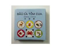 Bau Ca Tom Cua Animal Chess Game
