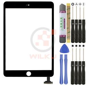 ✅Digitizer für Apple iPad Mini 1/2 Schwarz Display Touchscreen Glas Scheibe✅