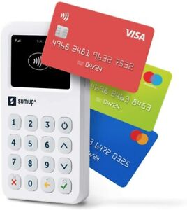 SumUp 3G Credit Card Reader / Terminal / POS for Contactless Card Payments