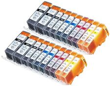 20 Ink Cartridges PGI-225XL CLI-226XL for canon MG5210 MG5220 MG5320 MX882MX892