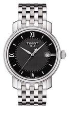 *BRAND NEW* Tissot  Men's Black Dial Stainless Steel  Watch T097.410.11.058.00