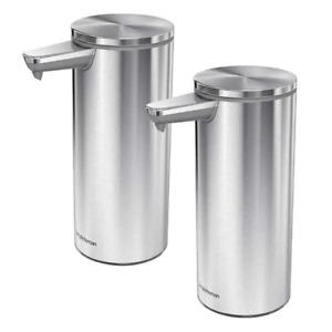 Simplehuman Rechargeable Sensor Soap Dispenser