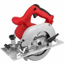 "Milwaukee 6310-20 18V Ni-Cad Cordless 6-1/2"" Circular Saw, Tool Only NEW"