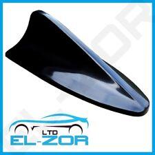 Car Van Roof Black Shark Fin Aerial Antenna Replica Imitation Style Decoration