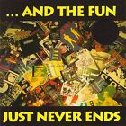 ...and the Fun Just Never Ends , CD