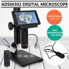 Andonstar ADSM302 1080P HDMI/AV Digital Microscope Magnifier for PCB Repair Tool