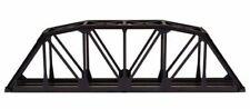 Atlas HO Code 83 Through Truss Bridge Kit - Black Item #0593