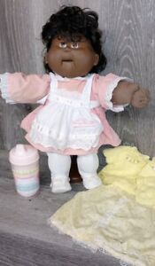 VTG 1987 CABBAGE PATCH TALKING KIDS AA (Works) with extra CPK outfit