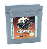 Small Soliders jeu Nintendo Game Boy GB Gameboy PAL FAH