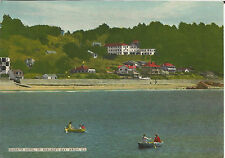 JERSEY, CHANNEL ISLANDS; VINTAGE POSTCARD NEW- BIARRITZ HOTEL, ST BRELADE'S BAY