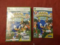 Xbox 360 Live Arcade And Sega Superstars Tennis Combo Pack Rated E