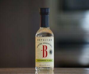 Boyajian Natural Peppermint Flavour – 30ml