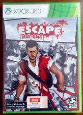 Xbox 360 Game - Escape Dead Island (New)