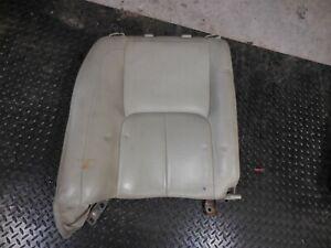INFINITI G35 2003-2006 G35 REAR RIGHT PASSENGER SIDE UPPER BACK CUSHION COVER
