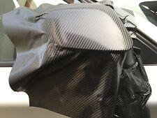 3D Film de carbone Feuille de structure noir DIN A4 210mm x 297mm Motif
