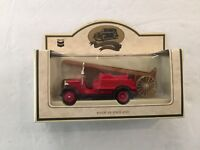 "1934 Dennis Fire Engine Truck ~ Chevron ""REFINERY FIRE DEPARTMENT"" ~ NIB"