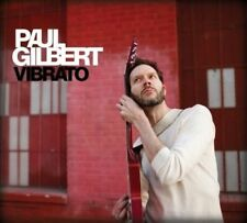PAUL GILBERT-VIBRATO -JAPAN CD Ltd/Ed H75