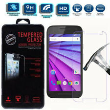 Genuine vetro temperato HD PROTEGGI SCHERMO per Motorola Moto G 3rd Gen g3 xt1541