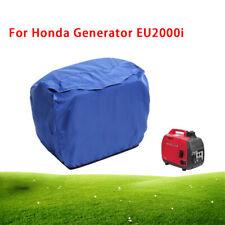 Dust Cover Cloth Protect Storage For Honda Generator EU2000i Blue