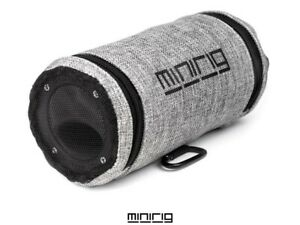 New Official Minirig Portable Subwoofer Padded Case Grey 3 2 Mini Rig Limited