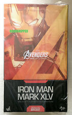 READY! HOT TOYS AVENGERS 2 AGE OF ULTRON IRONMAN MARK XLV 45 DIECAST AUTHENTIC