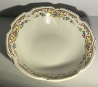 Vintage Soup Bowl Shabby Chic Pretty Floral