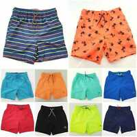 PRIMARK BOYS CALIFORNIA SWIMMING SURF SHORTS SWIM TRUNK Age 1 - 14 Years