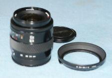 "Minolta Maxxum 24-50mm f4 Lens - Sony ""A"" Mount - w/hood - Excellent & Tested"