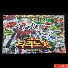 Power Ranger Kyoryuger Dino Force DX BRAVE KYORYUJIN Tyranno King Bandai Korea