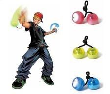 THUMB CHUCKS - Light Up Skill Toy   !!!  FUN  !!!