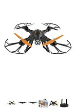 Vivitar 360 Sky View WiFi Hd Video Drone with Gps and 16 Mega Pixel Camera used!