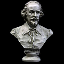 "William Shakespeare bust 18"" Sculpture Replica Reproduction"