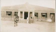 Tirailleurs sénégalais  Vintage silver printPhotographie appartenant à un albu