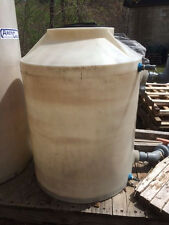 Water Tank - 300 Gallon Polypropylene with Circulating Pump