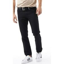 Firetrap Jackson Slim Fit Jeans With Belt Black 34R TD097 SS 09