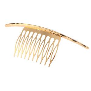 Fashion Women's Hair Comb Pins Teeth Hair Slide Clips Wedding Hair Accessories