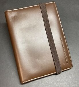 Coach Leather PDA/Wallet With Elastic Closure