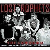 LOST PROPHETS THE LOWDOWN 2 CD NEW BIOGRAPHY+INTERVIEWS EXTRAS LOSTPROPHETS