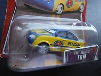 DISNEY PIXAR CARS RACE OFFICIAL TOM WOC SAVE 6% GMC