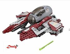 Lego Star Wars  - Obi Wan's Jedi Interceptor 75135 *Ship Only - No Minifigures*