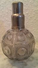 "Lampe Berger Art Deco 1927  Modell ""M Moderne"" Glas Boule Kugel"