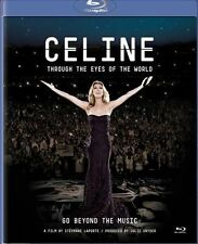 NEW - Through The Eyes Of The World [Blu-ray] by Celine Dion