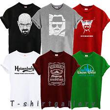HEISENBERG BREAKING BAD LOS POLLOS HERMANOS Im the one who knock Crystal T Shirt