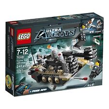 LEGO Ultra Agents 70161 Tremor Track Infiltration , New, Free Shipping