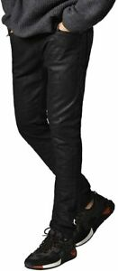 DIESEL TEPPHAR 0822I STRETCH Men's Denim Jeans SLIM CARROT Charcoal RRP £210