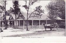 Horse & Buggy, Eagan Cottages, Rockaway, Queens NY 1908