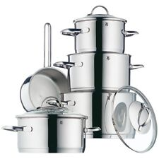 WMF Provence Plus 5-teilig Topf-Set - Silber (07.2105.6380)